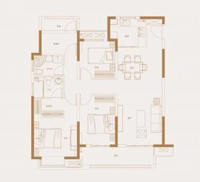 四室两厅两卫133-140