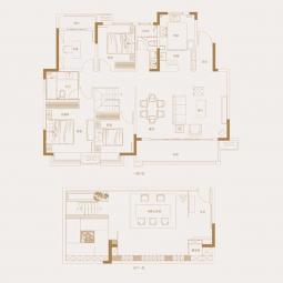 四室两厅两卫151-159