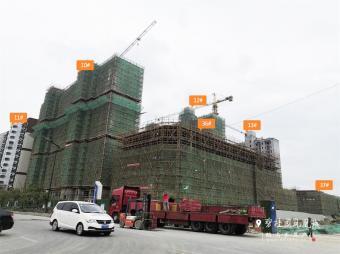 2019年9月工程进度图