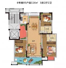 6#楼05户型