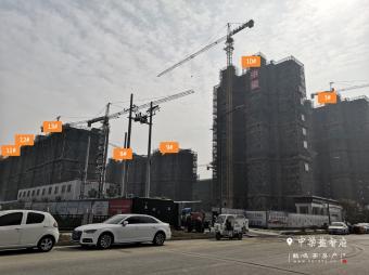 2019年10月工程进度图