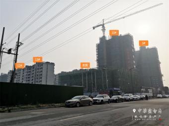 2019年12月工程进度图
