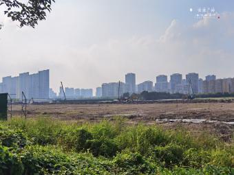 佳源广场工程进度(2020年8月)