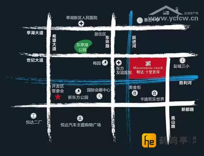 悦达十里香溪联排别墅380.99平米728万送两个产权车位