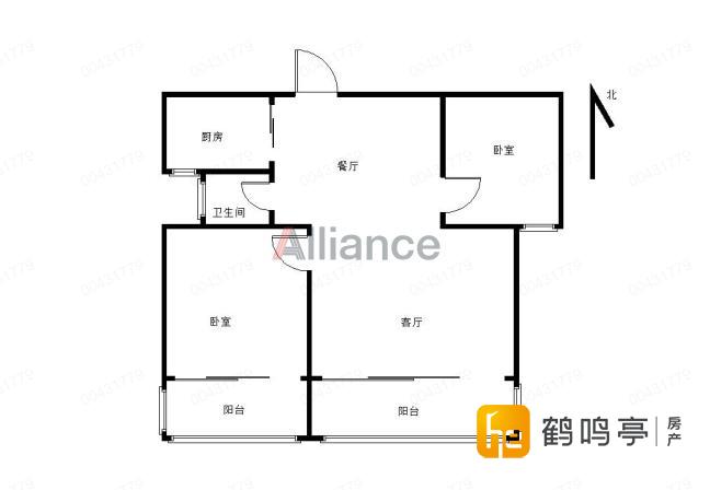 西城中央 精装2室2厅 中间楼层 94万出售 价格可谈
