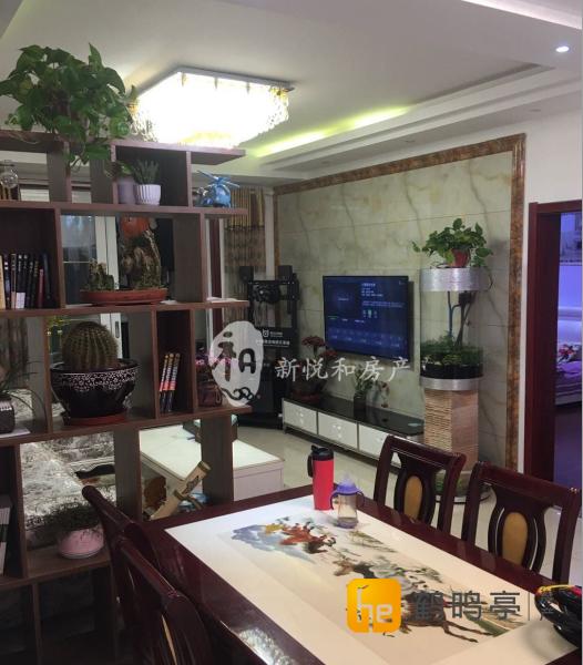 金辉城 满五唯一 装修如图 拎包入住 139万