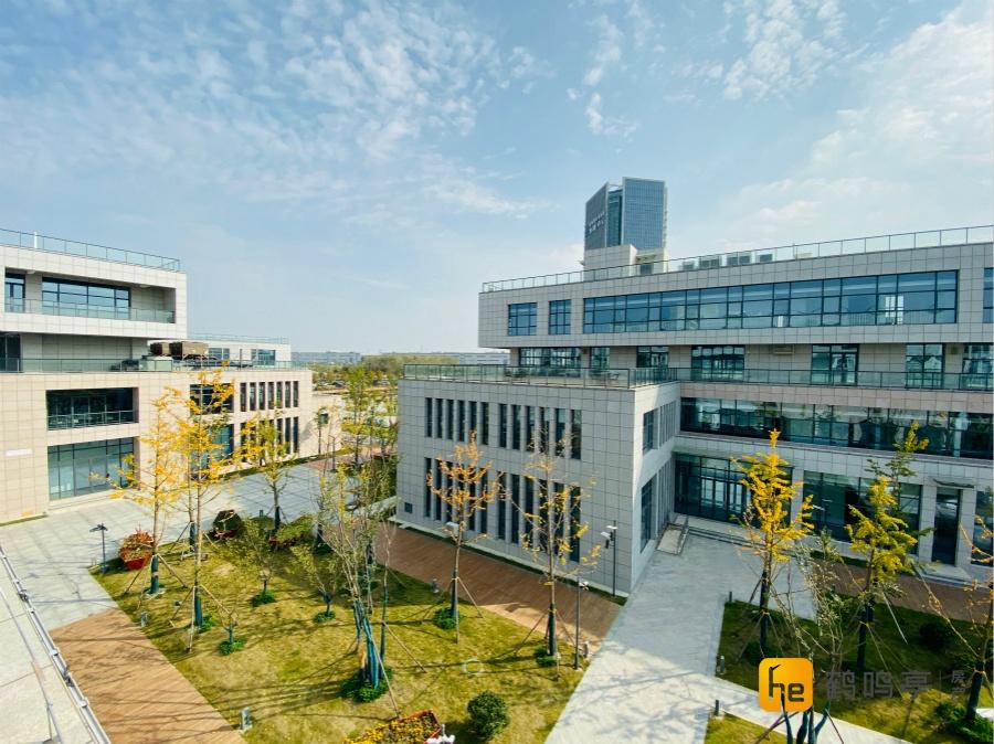 盐城大学科技园孵化办公区
