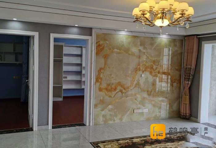 紫薇国际135平方学区房 新装未住人 仅售170万元