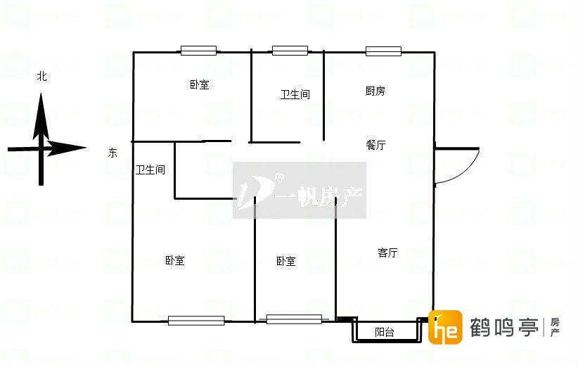 满二唯一住房174平东方嘉苑5室2厅诚心出售价格可谈