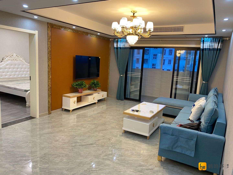 青年华都旁腾飞新城精装修电梯16楼3室满五唯一143.8万