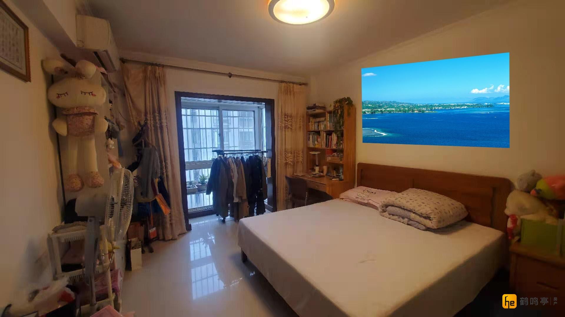 高成金水湾二室两厅一卫91平110万高铁旁 一小六合学区
