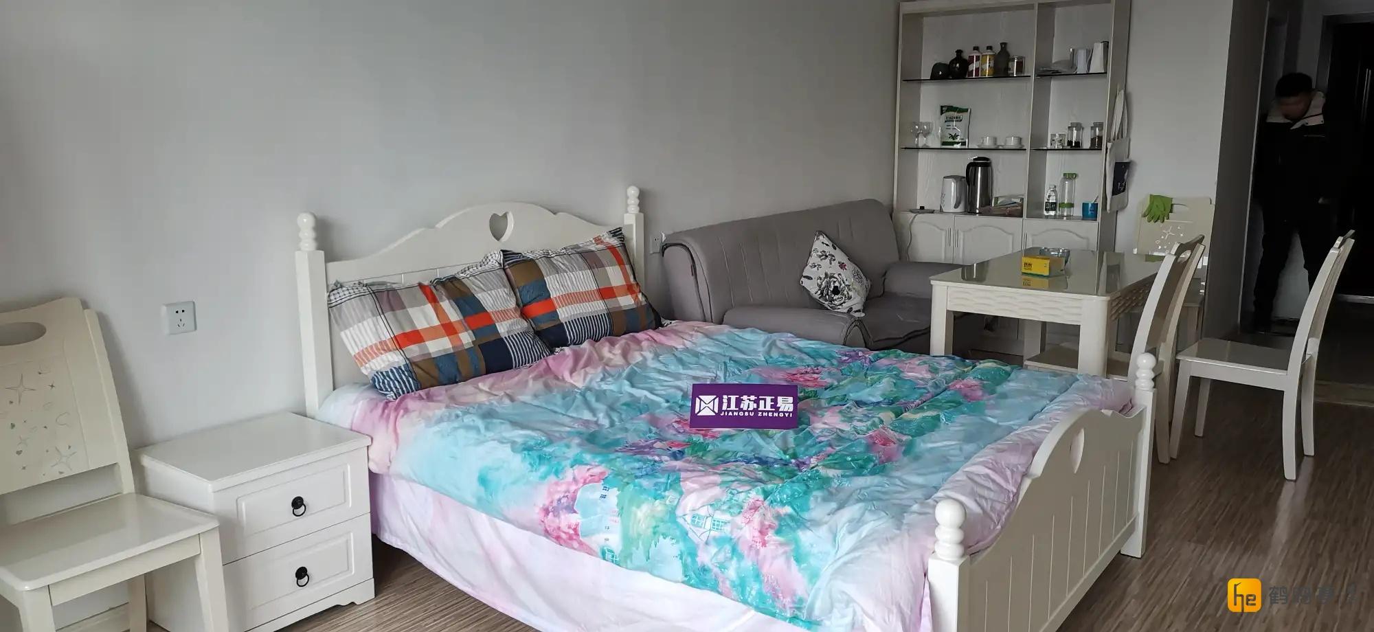 龙城峰景公寓50平方38万包过户