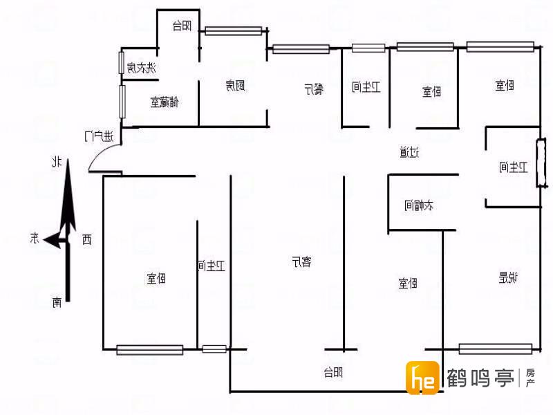 碧桂园世纪云谷 260平 超级大平层 送2个车位